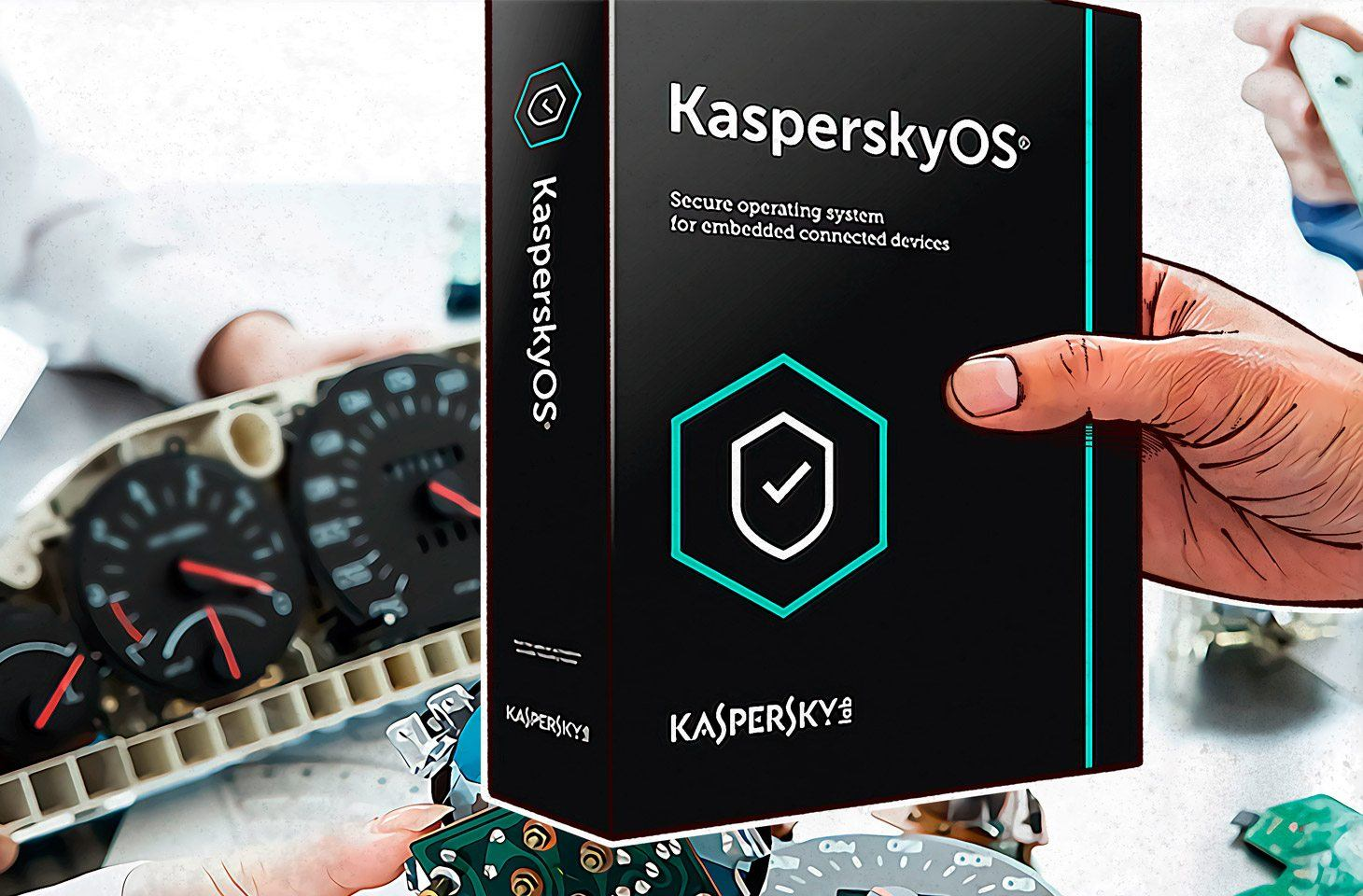 KasperskyOS for Connected Car